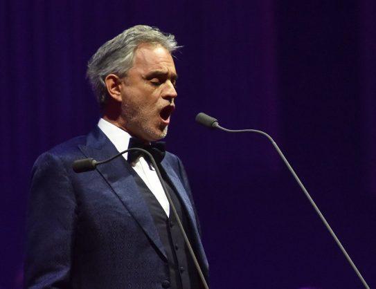 Andrea Bocelli revives opera in SA
