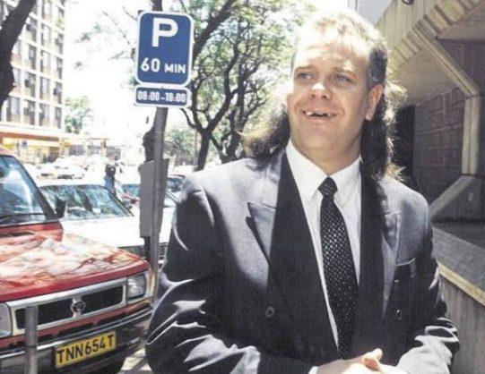 Apartheid-era murderer Ferdi Barnard released from prison