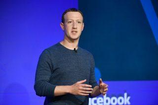 Breakup isn't the answer, Facebook's Zuckerberg says