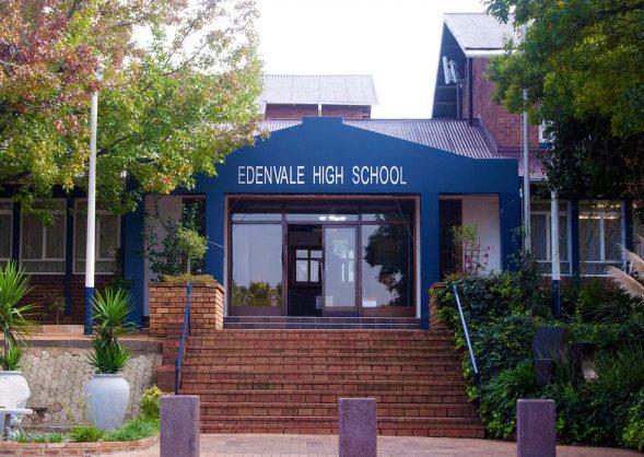 Edenvale High school | Image: edenvalehigh.co.za