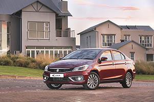 The New Suzuki Ciaz, a definate step up