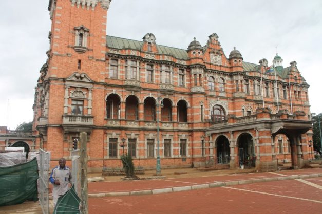 Pietermaritzburg/Msunduzi City Hall.