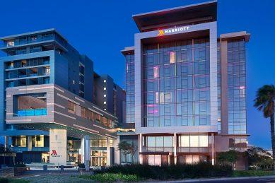 Marriott International reopens hotels across SA
