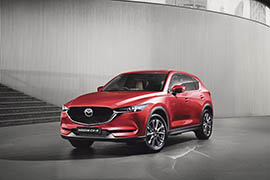 Underrated Mazda CX-5 does its heritage proud
