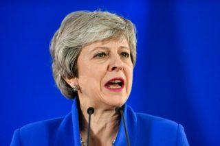 Trump's congresswomen tweets 'completely unacceptable' – Theresa May