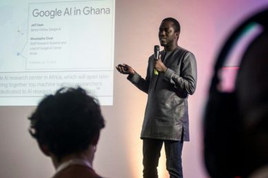 Google takes on 'Africa's challenges' with first AI centre in Ghana