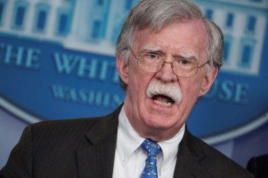 Trump fires hawkish national security chief Bolton
