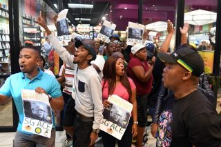 Exclusive Books apologises for Gangster State launch cancellation