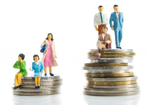 Gender pay gap. Picture: Facebook