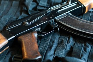 Cape Town man convicted for possession of banned AK-47 rifle