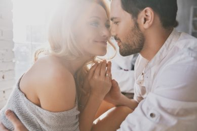 Giving your spouse your full acceptance