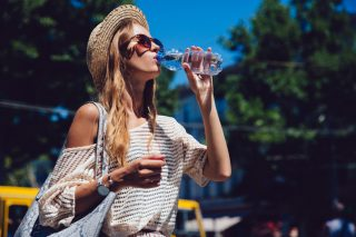 How to tell if you're dehydrated
