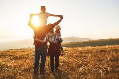Child raising vs parenting