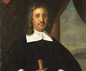 Jan van Riebeeck.