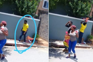 Alex shutdown 'leader' is an ANCYL member who removed EFF posters
