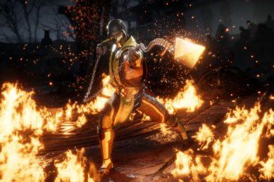 Warner Bros. Interactive Entertainment launches Mortal Kombat 11