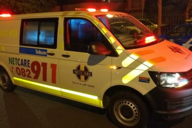 Two killed in Free State crash