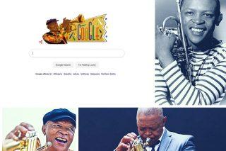 Google commemorates Hugh Masekela with birthday doodle