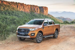 SA's most popular double cab gets a nip and tuck, and it's a beast