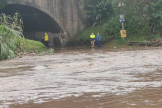 KZN mayor urges residents to avoid high-risk areas following heavy rains