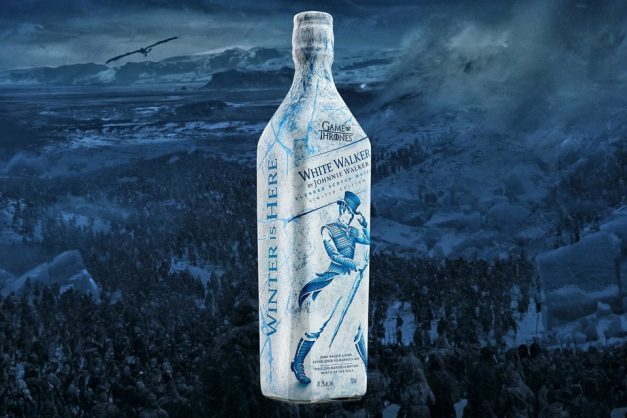 Celebrate the end of 'Game of Thrones' with White Walker whisky