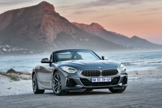 New Z4 is licenced to thrill, perfect for a 007