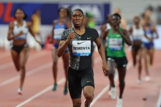 I'm not retiring – Semenya, after breaking 800m course record