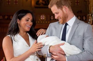 Prince Harry, Meghan reveal their baby's name is Archie