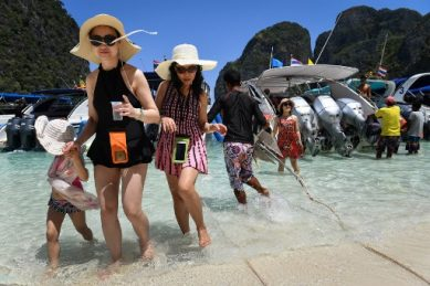 Thai bay made famous in 'The Beach' to be shut until 2021