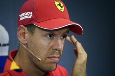 Vettel insists Ferrari still strong despite early season upsets