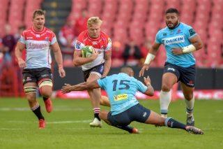 Tyrone Green: Stilfontein's rising Lions star