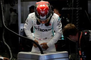 Emotional Hamilton excused Monaco media briefing