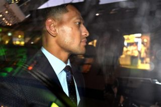 Folau says has 'a lot of rugby left' despite sacking