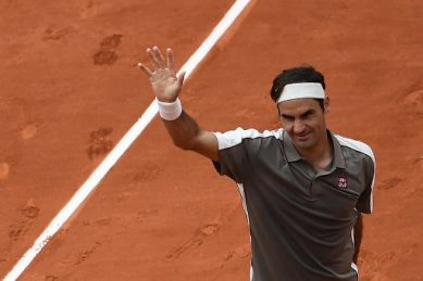 'Outsider' Federer delighted to have ended four-year Paris exile