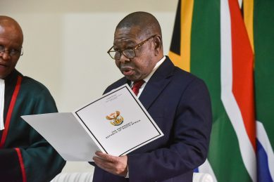 The word 'fail' could be too strong for students – Nzimande