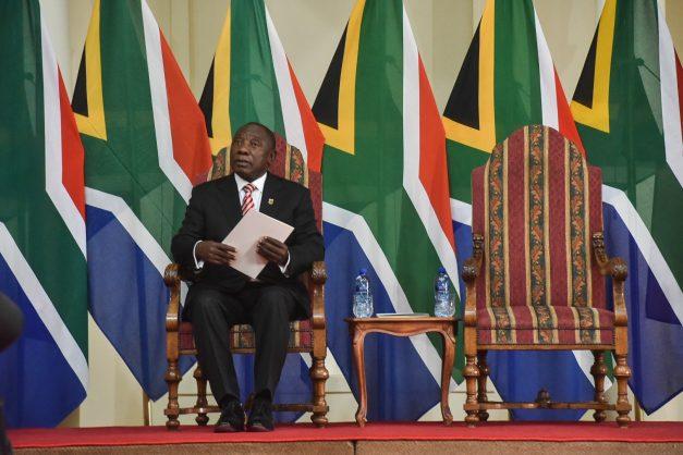 PPF calls on Ramaphosa to convene summit of SA black executives