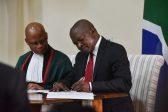 Mabuza writes expert column on industrial revolutions