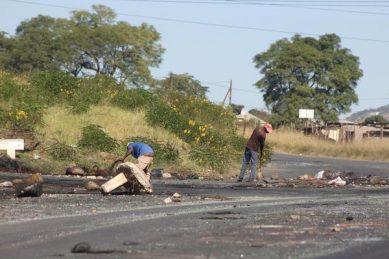 ANC suspects a political motive behind Pietermaritzburg protests