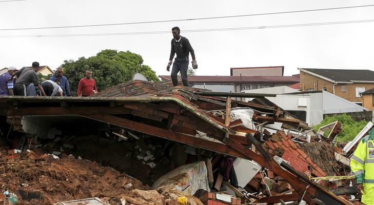 Severe thunderstorms expected in KwaZulu-Natal