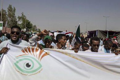Khartoum streets deserted as defiant protesters continue general strike