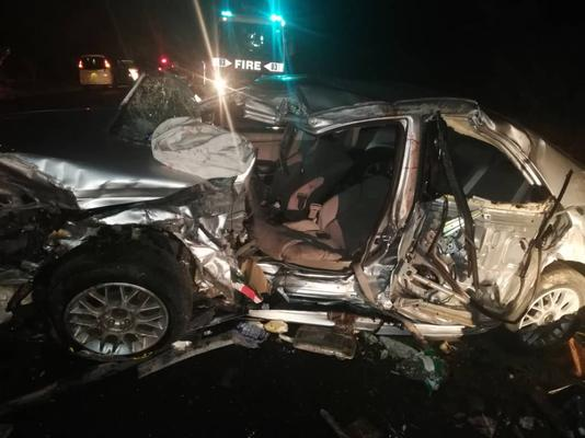 Tsvangirai's daughter, Vimbai, escapes fatal crash – The Citizen