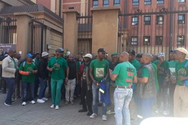 Charges dropped against six of the eight ex-Amcu leaders accused of murder