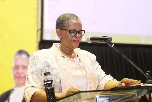 eThekwini Mayor Zandile Gumede. Picture: Doctor Ngcobo / African News Agency (ANA)