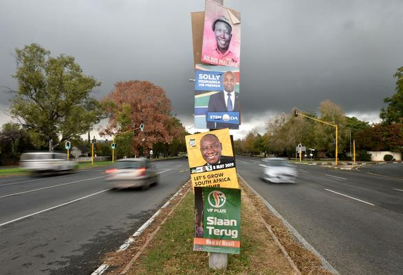 Time is running out for political parties to remove posters