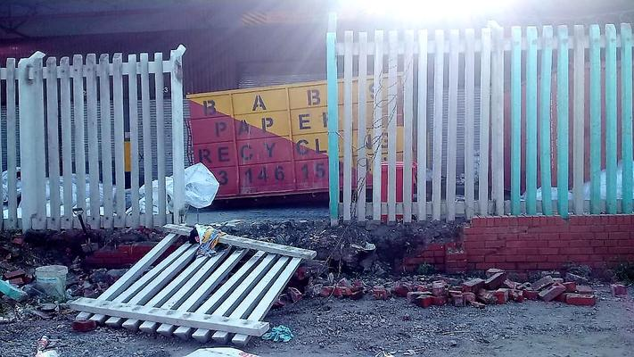 Man dies as concrete fence collapses in Durban