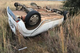 Two men killed in West Rand car crash