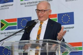 Europe Day marked in Pretoria with song and dance