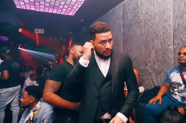 AKA has not yet but publicly commented on the alleged incident. Image: Twitter/@akaworldwide
