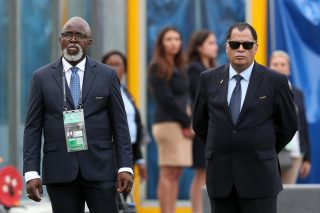 Nigeria Football Federation president Pinnick charged with fund misappropriation