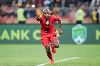 Lepasa speaks on his winning goal against Chiefs